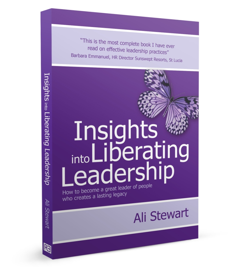 Insights into Liberating Leadership Cover 3D web